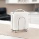 Home Basics Chrome Napkin Holder
