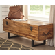 Glosco Storage Bench