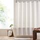 Josie Accessories, Inc. Modern Fabric Shower Curtain, 72