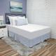 SensorPEDIC® Luxury Ultra Loft Gel Microfiber Twin Mattress Pad