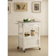 Mitchell Kitchen Cart with Granite Top