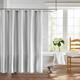 Josie Accessories, Inc. Homestead Stripe Fabric Bathroom Shower Curtain, 72