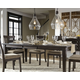 Alexee Dining Room Extension Table