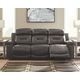 Pomellato Power Reclining Sofa