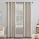 No. 918 Lindstrom Textured Draft Shield Fleece Insulated Room Darkening 40