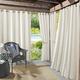 Sun Zero Valencia Cabana Stripe Indoor/Outdoor UV Protectant Room Darkening 54