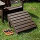 Highwood® Adirondack Outdoor Folding Ottoman