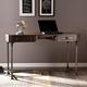 Laney Industrial 2-Drawer Desk