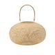 Medium Natural Bamboo Lantern