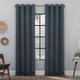 Clean Window Strie Texture Recycled Fiber Semi-Sheer 50
