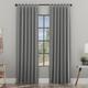 Clean Window Heathered Texture Recycled Fiber Semi-Sheer 50