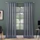 Clean Window Subtle Foliage Recycled Fiber Sheer 50