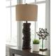 Turbotic Table Lamp