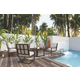 Town Court Spring Lounge Chair (Set of 4)
