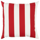 Rizzy Home Stripe Indoor/ Outdoor Throw Pillow