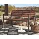 Hatchlands Park Bench
