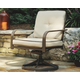 Predmore Swivel Lounge Chair (Set of 2)