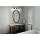 Four Light Bath Vanity Fixture