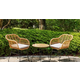 Westin Outdoor Luton 3-Piece Bistro Set With Cushions