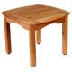 Intan Teak Square Side Table