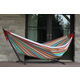Patio Double Hammock with Stand