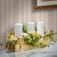 National Tree Company Spring Collection Candleholder