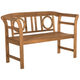 Halsted 2-Seat Bench