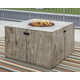 Peachstone Fire Pit Table