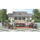 Chestnut Ridge Lounge Chair with Cushion
