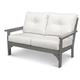 POLYWOOD Emerson All Weather Deep Seating Settee