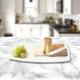 Gracious Dining Rectangular Ceramic Serving Platter