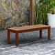 International Home Miami Wood Patio Bench