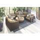 Spring Ridge Corner Chair with Cushion (Set of 2)