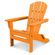 POLYWOOD Emerson All Weather Shellback Adirondack Chair