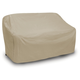 Patio Oversized 2-Seat Wicker Sofa Cover