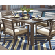 Peachstone Rectangular Dining Table