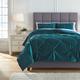Meilyr 3-Piece Queen Comforter Set