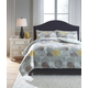 Gastonia 3-Piece Queen Comforter Set