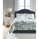 Maureen 3-Piece Queen Comforter Set
