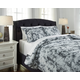 Darra 3-Piece Queen Duvet Cover Set