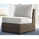 Alta Grande Armless Chair with Cushion