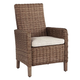 Beachcroft Arm Chair with Cushion (Set of 2)
