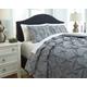 Rimy 3-Piece King Comforter Set