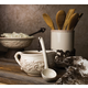 The Gerson Company Gg Collection Sauce Boat with Ladle