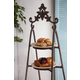 The Gerson Company Metal Acanthus 3-Tier Server