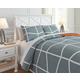 Gage 3-Piece Full Coverlet Set