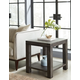 Modus Furniture International Meadow Solid Wood End Table