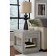 Modus Furniture International Alexandra Solid Wood End Table