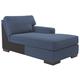 Ashlor Nuvella® Right-Arm Facing Corner Chaise