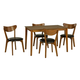 Parrenfield Dining Table and Chairs (Set of 5)